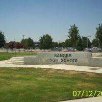 SANGER HIGH, Сангер