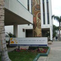Orange County High School of the Arts 1, Санта-Ана