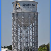 Watertower @ Santa Ana  California, Санта-Ана