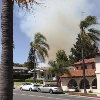 Santa Barbara Fire Beginning, Санта-Барбара