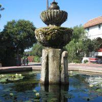 Moorish Fountain, Санта-Барбара