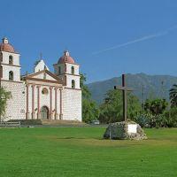 The Old Mission Santa Barbara, Санта-Барбара