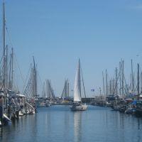 Santa Barbara harbour, Санта-Барбара