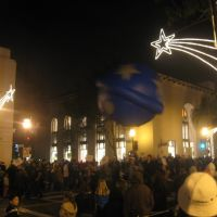 Winter festival State Street, Санта-Барбара