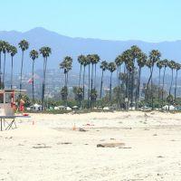 Santa Barbara beach, Санта-Барбара