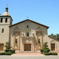 Mission Santa Clara De Asis, the 8th Mission, Санта-Клара