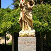 Sacred Heart Statue, Санта-Клара