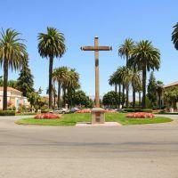 The Mission Cross, Санта-Клара