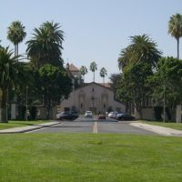 SCU Entrance, Санта-Клара