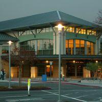 Santa Clara library - front, Санта-Клара