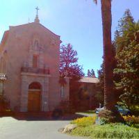 Chapel at Carmelite Monastry, Санта-Клара