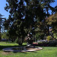Santa Clara, CA USA - Santa Clara University, Санта-Клара