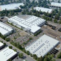 Vantage Santa Clara Data Center Complex (Completed) 2012, Санта-Клара