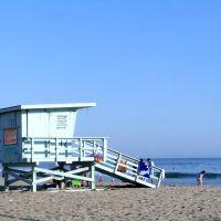 Santa Monica Beach, Санта-Моника