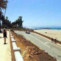 California Incline, Санта-Моника