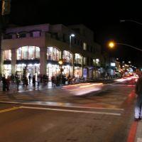 3rd Street Promenade, Santa Monica Boulevard, Санта-Моника