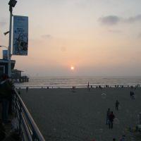 Sunset Santa Monica Pier, Санта-Моника