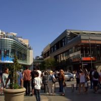 Santa Monica Place new Shopping Center, LA, CA., Санта-Моника