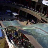 Santa Monica Place new Shopping Center, LA, CA., Санта-Моника