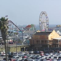 Santa Monica Pier, Santa Monica, Санта-Моника