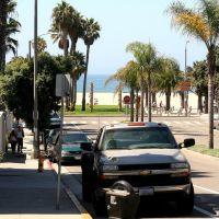 Los Angeles; Ocean Park Boulevard, Санта-Моника
