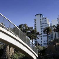 Bridge over Palisades Beach Rd, Санта-Моника