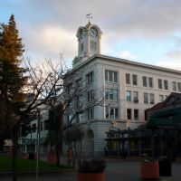 Santa Rosa, CA - Old Courthouse Square, Санта-Роза
