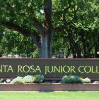 Santa Rosa Jr. College. Santa Rosa, CA. USA, Санта-Роза