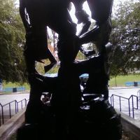 Water Sculpture, Санта-Роза