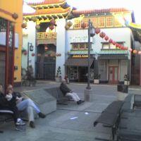 Chinatown, Los Angeles, Санта-Фе-Спрингс
