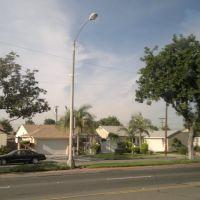 洛杉矶, Санта-Фе-Спрингс