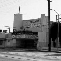 Los Pinos Theatre, Саут-Гейт