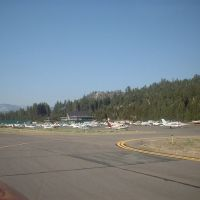 South Lake Tahoe Airport KTVL, Саут-Лейк-Тахо