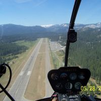 N. Approach Lake Tahoe Airport, Саут-Лейк-Тахо