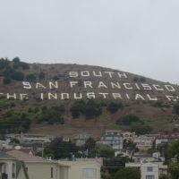South San Francisco Hill, Саут-Сан-Франциско