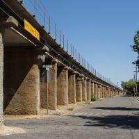Marysville A street RR  viaduct (0118), Саут-Юба
