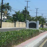 La Palma city line, Серритос