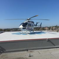 Long Beach Memorial Medical Center Heliport (30CL), Сигнал-Хилл