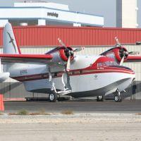 N43GL Grumman HU-16A Albatross, Сигнал-Хилл