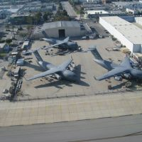 Long Beach Airport, CA, Сигнал-Хилл