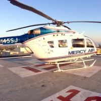 St. Mary Medical Center Long Beach Heliport (50CA), Сигнал-Хилл