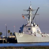 DDG 88 USS Preble, Сил-Бич