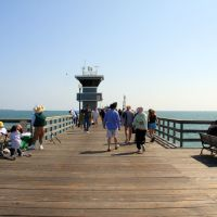 Seal Beach Pier, LA, Ca., Сил-Бич