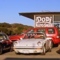 Red, White, & Blue Porsche, Сисайд