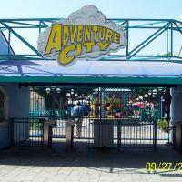 Adventure City entrance, Стантон