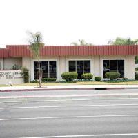 Orange County Library, Stanton Branch, Стантон