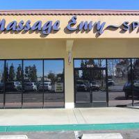 Massage Envy Spa Cypress Store Front, Стантон