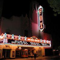 Bob Hope Theatre (Fox) - Stockton, California, Стоктон