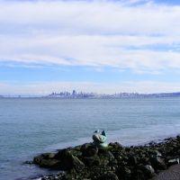 Sausalito Alcatraz San Francisco, Сусалито