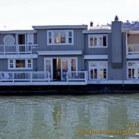 Sausalito, HouseBoat, near San Francisco (U.S.A.), Сусалито